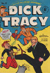 Cover for Dick Tracy (Streamline, 1953 series) #4
