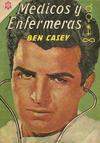Cover for Médicos y Enfermeras (Editorial Novaro, 1963 series) #17