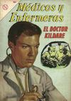 Cover for Médicos y Enfermeras (Editorial Novaro, 1963 series) #2