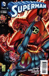 Cover for Superman (DC, 2011 series) #39 [1:50 Shane Davis Cover Variant]
