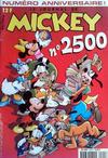 Cover for Le Journal de Mickey (Disney Hachette Presse, 1952 series) #2500