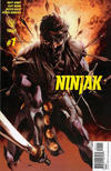 Cover for Ninjak (Valiant Entertainment, 2015 series) #1 [Cover A - Lewis LaRosa]