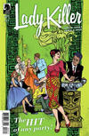 Cover for Lady Killer (Dark Horse, 2015 series) #3