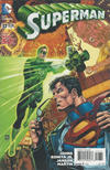Cover for Superman (DC, 2011 series) #37 [Ethan Van Sciver Variant Cover]