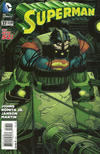 Cover Thumbnail for Superman (2011 series) #37 [John Romita Jr. Cover]