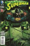 Cover for Superman (DC, 2011 series) #37 [John Romita Jr. Variant Cover]