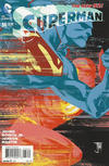 Cover for Superman (DC, 2011 series) #36 [Francis Manapul Variant Cover]