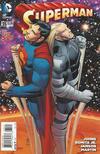 "Cover for Superman (DC, 2011 series) #35 [John Romita Jr. / Klaus Janson ""Superman & Ulysses"" Cover]"