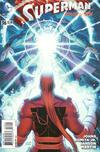 Cover for Superman (DC, 2011 series) #36 [John Romita Jr. Variant Cover]