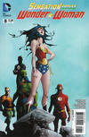 Cover for Sensation Comics Featuring Wonder Woman (DC, 2014 series) #8