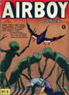 Cover for Airboy Comics (Thorpe & Porter, 1953 series) #3