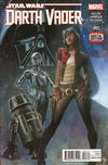 Cover for Darth Vader (Marvel, 2015 series) #3 [Adi Granov Cover]