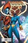 Cover for Guardians 3000 (Marvel, 2014 series) #6 [Gerardo Sandoval Variant]