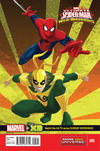 Cover for Marvel Universe Ultimate Spider-Man: Web Warriors (Marvel, 2015 series) #5
