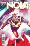 Cover Thumbnail for Nova (2013 series) #28 [Andrea Sorrentino Cosmically Enhanced Variant]