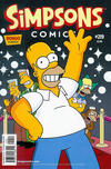 Cover for Simpsons Comics (Bongo, 1993 series) #219