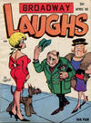 Cover for Broadway Laughs (Prize, 1950 series) #v7#11
