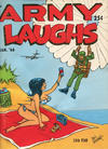 Cover for Army Laughs (Prize, 1951 series) #v17#10