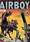 Cover for Airboy Comics (Thorpe & Porter, 1953 series) #2