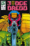Cover for Judge Dredd (Fleetway/Quality, 1987 series) #20 [UK]