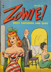 Cover for Zowie! (Youthful, 1952 series) #v1#9