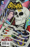 Cover for Batman '66 (DC, 2013 series) #21
