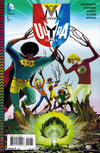 Cover Thumbnail for The Multiversity: Ultra Comics (2015 series) #1 [Duncan Rouleau Homage Cover]