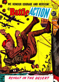 Cover Thumbnail for Battle Action (Horwitz, 1954 ? series) #77
