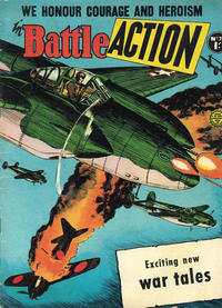 Cover Thumbnail for Battle Action (Horwitz, 1954 ? series) #72