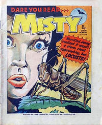 Cover Thumbnail for Misty (IPC, 1978 series) #1st April 1978 [9]