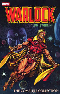 Cover Thumbnail for Warlock by Jim Starlin: The Complete Collection (Marvel, 2014 series)