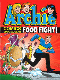 Cover Thumbnail for Archie Comics Spectacular: Food Fight (Archie, 2015 series)