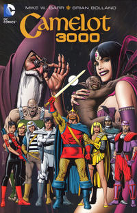 Cover Thumbnail for Camelot 3000 (DC, 2013 series)