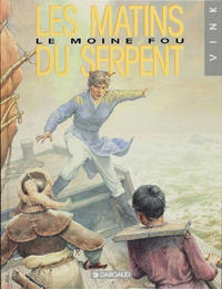 Cover Thumbnail for Le Moine fou (Dargaud éditions, 1984 series) #6