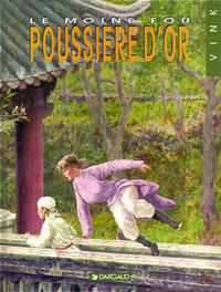 Cover Thumbnail for Le Moine fou (Dargaud éditions, 1984 series) #10