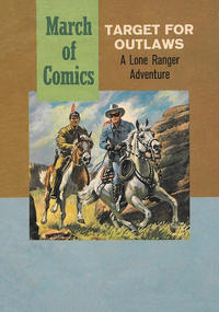 Cover for March of Comics (Western, 1946 series) #225