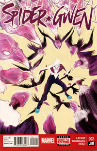 Cover Thumbnail for Spider-Gwen (Marvel, 2015 series) #2