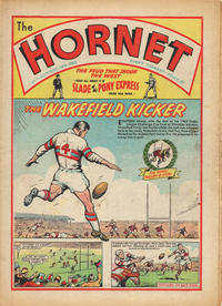 Cover Thumbnail for The Hornet (D.C. Thomson, 1963 series) #7