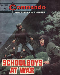 Cover Thumbnail for Commando (D.C. Thomson, 1961 series) #1006