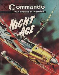 Cover Thumbnail for Commando (D.C. Thomson, 1961 series) #1003