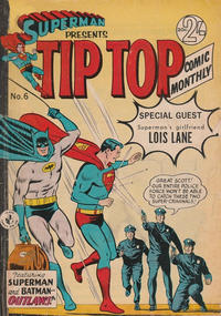 Cover Thumbnail for Superman Presents Tip Top Comic Monthly (K. G. Murray, 1965 series) #6