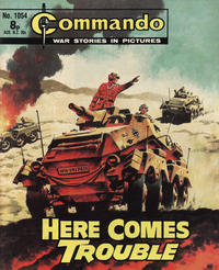 Cover Thumbnail for Commando (D.C. Thomson, 1961 series) #1054