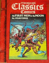 Cover Thumbnail for Marvel Classics Comics (Marvel UK, 1981 series) #10