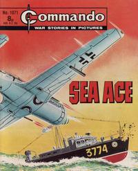 Cover Thumbnail for Commando (D.C. Thomson, 1961 series) #1071