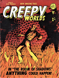 Cover Thumbnail for Creepy Worlds (Alan Class, 1962 series) #15