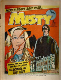 Cover Thumbnail for Misty (IPC, 1978 series) #29th April 1978 [13]