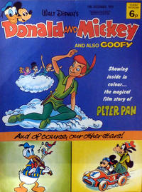 Cover Thumbnail for Donald and Mickey (IPC, 1972 series) #144