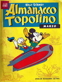 Cover Thumbnail for Almanacco Topolino (Arnoldo Mondadori Editore, 1957 series) #39