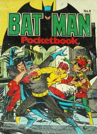 Cover Thumbnail for Batman Pocketbook (Egmont/Methuen, 1978 series) #6