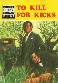 Cover Thumbnail for Pocket Chiller Library (Thorpe & Porter, 1971 series) #136